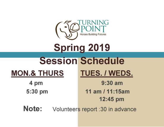 spring 2019 session signs