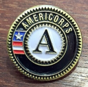 Americops Pin